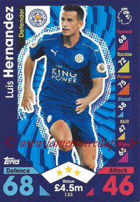 2016-17 - Topps Match Attax Premier League - N° 133