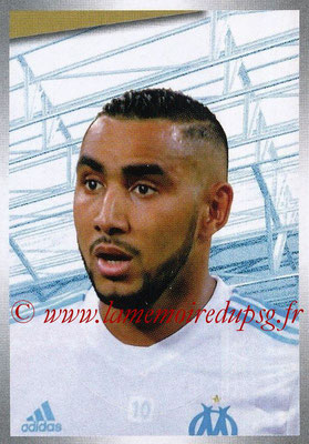 2017-18 - Panini Ligue 1 Stickers - N° 234 - Dimitri PAYET (Marseille)