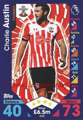 2016-17 - Topps Match Attax Premier League - N° 234