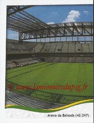 2014 - Panini FIFA World Cup Brazil Stickers - N° 014 - Arena da Baixada - Curitiba (1)