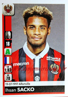 2018-19 - Panini Ligue 1 Stickers - N° 320 - Ihsan SACKO (Nice)
