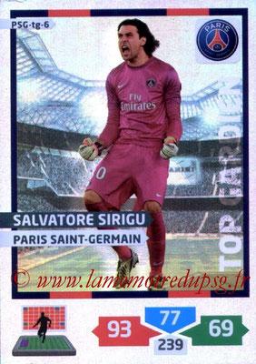 N° PSG-TG-6 - Salvatore SIRIGU (Top gardien)