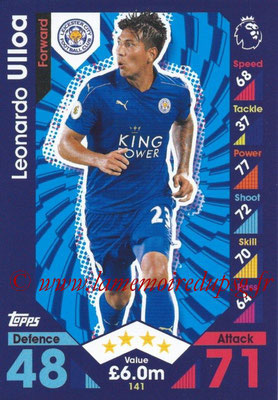 2016-17 - Topps Match Attax Premier League - N° 141