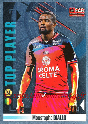 2016-17 - Panini Ligue 1 Stickers - N° 254 - Moustapha DIALLO (Guingamp) (Top Player)