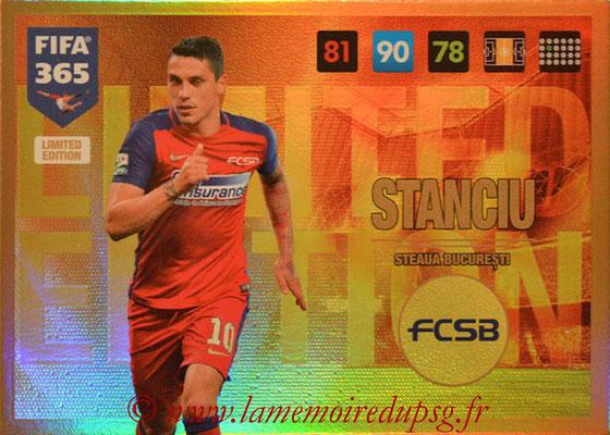 2016-17 - Panini Adrenalyn XL FIFA 365 - N° LE66 - Nicolae STANCIU (Steaua Bucarest) (Limited Edition)