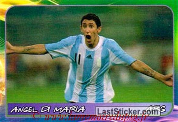 N° 302 - Angel DI MARIA (2014, Argentine > 2015-??, PSG)