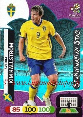 Panini Euro 2012 Cards Adrenalyn XL - N° 311 - Kim KÄLLSTRÖM (Suède) (Scandinavian Star) (Nordic Edition)