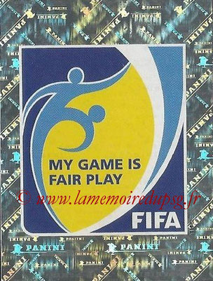 2014 - Panini FIFA World Cup Brazil Stickers - N° 001 - FIFA