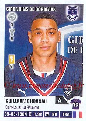 N° M09 - Guillaume HOARAU (2008-13, PSG > Jan à juin 2014, Bordeaux)