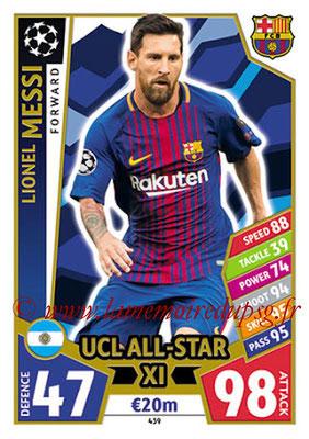 2017-18 - Topps UEFA Champions League Match Attax - N° 438 - Mario MANDZUKIC (Juventus) (UCL All-Star XI)