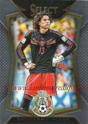 2015 - Panini Select Soccer - N° 091 - Guillermo OCHOA (Mexique)