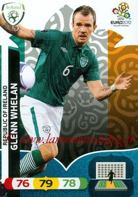 Panini Euro 2012 Cards Adrenalyn XL - N° 183 - Glenn WHELAN (Eire)