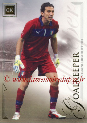 2014 - Futera World Football Unique - N° 001 - Gianluigi BUFFON (Goalkeeper)
