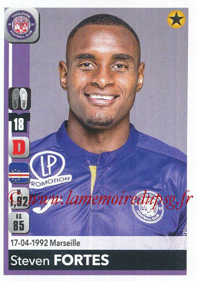 2018-19 - Panini Ligue 1 Stickers - N° 479 - Steven FORTES (Toulouse)