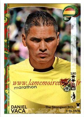 Panini Copa America Centenario USA 2016 Stickers - N° 377 - Daniel VACA (Bolivie)