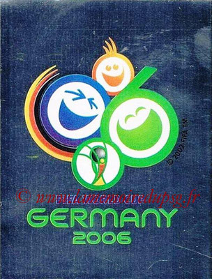 2006 - Panini FIFA World Cup Germany Stickers - N° 003 - Logo officiel