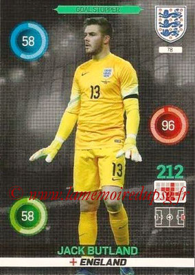 Panini England 2016 Adrenalyn XL - N° 078