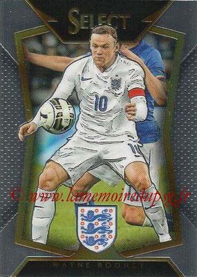 2015 - Panini Select Soccer - N° 031 - Wayne ROONEY (Angleterre)