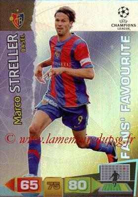 2011-12 - Panini Champions League Cards - N° 300 - Marco STRELLER (FC Bâle)