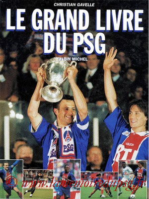 1995-09-28 - Le grand livre du PSG (Albin Michel, 103 pages)