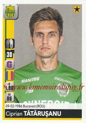 2018-19 - Panini Ligue 1 Stickers - N° 277 - Ciprian TATARUSANU (Nantes)