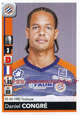 2018-19 - Panini Ligue 1 Stickers - N° 254 - Daniel CONGRE (Montpellier)
