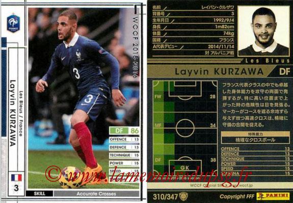 N° 310 - Layvin KURZAWA (France)