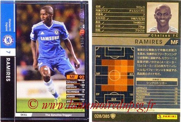 2013-14 - WCCF - N° 028 - RAMIRES (Chelsea FC)