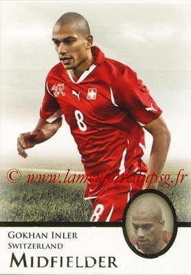 2013 - Futera World Football Unique - N° 041 - Gokhan INLER (Suisse) (Midfielder)