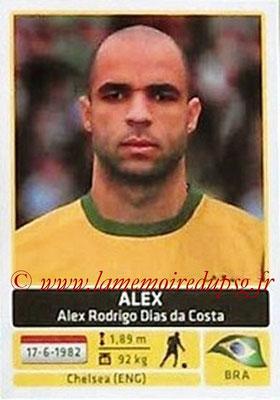 N° 124 - ALEX (2011, Brésil > Jan 2012-14, PSG)