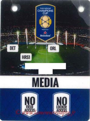 Badge Presse  PSG-Tottenham Hotspur  2017-18