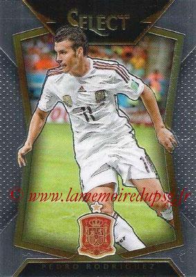 2015 - Panini Select Soccer - N° 072 - Pedro RODRIGUEZ (Espagne)
