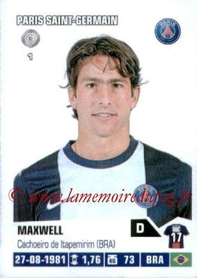 N° 322 - MAXWELL