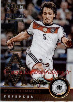 2015 - Panini Select Soccer - N° UT05 - Mats HUMMELS (Allemagne) (Ultimate Team)