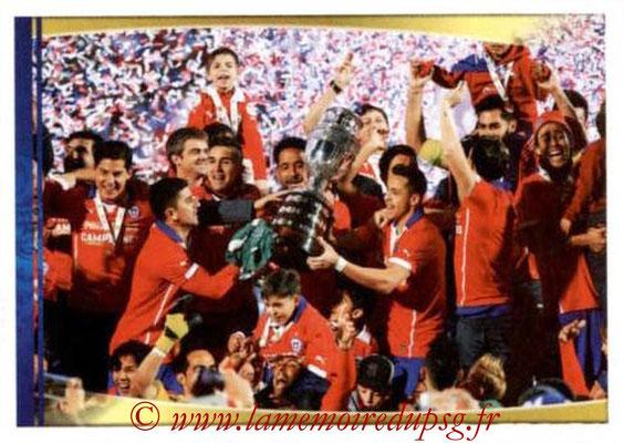 Panini Copa America Centenario USA 2016 Stickers - N° 451 - 100 ans