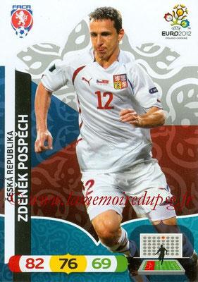 Panini Euro 2012 Cards Adrenalyn XL - N° 004 - Zdenek POSPECH (République Tchèque)