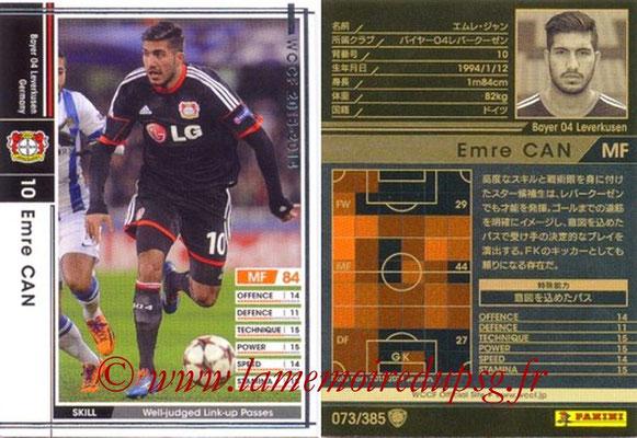 2013-14 - WCCF - N° 073 - Emre CAN (Bayer 04 Leverkusen)