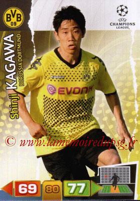2011-12 - Panini Champions League Cards - N° 075 - Shinji KAGAWA (Borussia Dortmund)