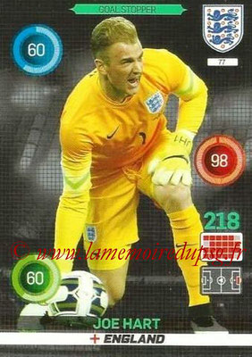 Panini England 2016 Adrenalyn XL - N° 077