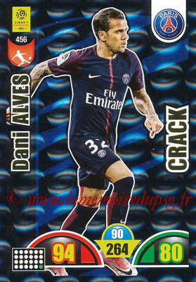 N° 456 - Dani ALVES (Crack)