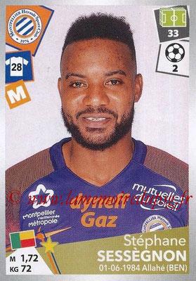 N° 299 - Stéphane SESSEGNON (2008-Jan 11, PSG > 2017-18, Montpellier)