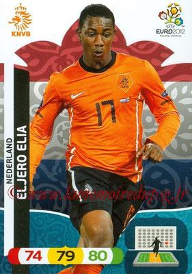 Panini Euro 2012 Cards Adrenalyn XL - N° 142 - Eljero ELIA (Pays-Bas)