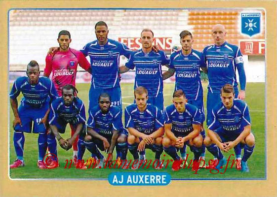 2015-16 - Panini Ligue 1 Stickers - N° 484 - Equipe AJ Auxerre