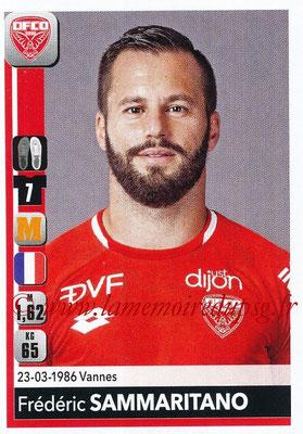 2018-19 - Panini Ligue 1 Stickers - N° 116 - Frédéric SAMMARITANO (Dijon)