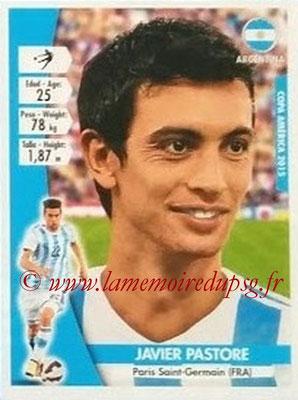 N° 111 - Javier PASTORE (2011-??, PSG > 2015, Argentine)