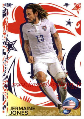Panini Copa America Centenario USA 2016 Stickers - N° 430 - Jermaine JONES (Etats-Unis) (En action)
