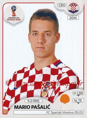 2018 - Panini FIFA World Cup Russia Stickers - N° 325 - Mario PASALIC (Croatie)