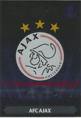 2013-14 - Adrenalyn XL champions League N° 002 - AFC Ajax