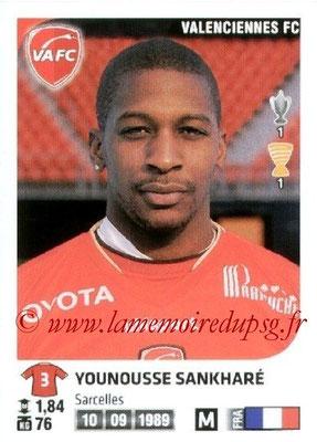 N° M50 - Younousse SANKHARE (2007-11, PSG > Jan 2013, Valenciennes)