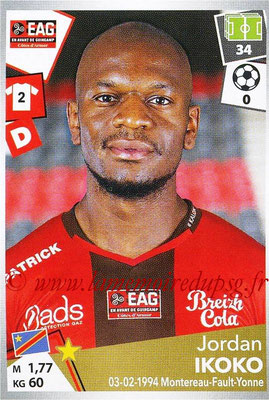 2017-18 - Panini Ligue 1 Stickers - N° 133 - Jordan IKOKO (Guingamp)